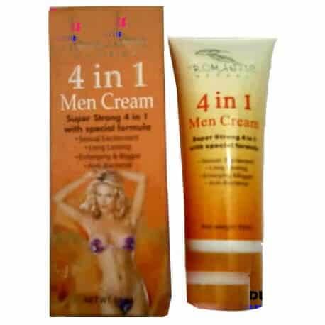 4 in 1 Men Sex Appeal Gel