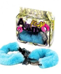 Couple Sex Toy in Pune-Ankle Fluff Cuffs with Keys