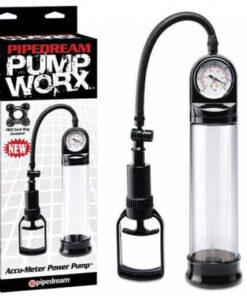 Worx Accu-Meter Power Penis Enlargement