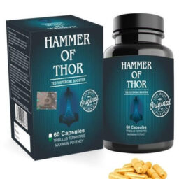 Hammer of thor Gold Capsule